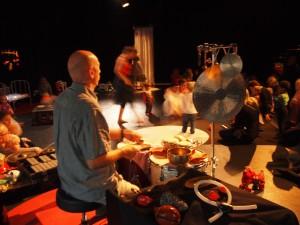 Dansens Hus, september 2011